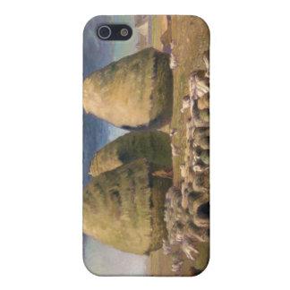 Haystacks: Autumn - Jean-François Millet Case For The iPhone 5
