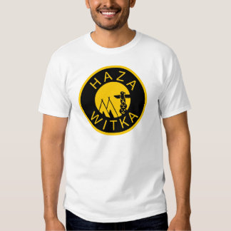 Haza Witka 2009 logo T Shirts