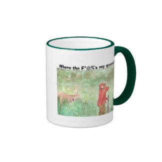 Hazards of Camo Mug