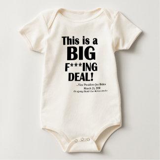 HCR - Big F***ing Deal Baby Bodysuits