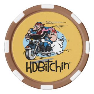 HDBitchin Poker Chips