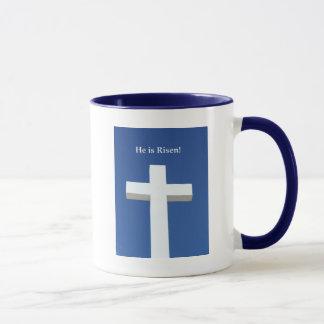 He is Risen!, White cross on Aruba