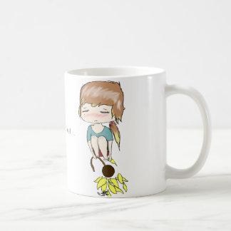 He Loves Me Not...Mug Basic White Mug