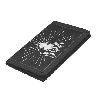 He Loves You Trifold Wallet