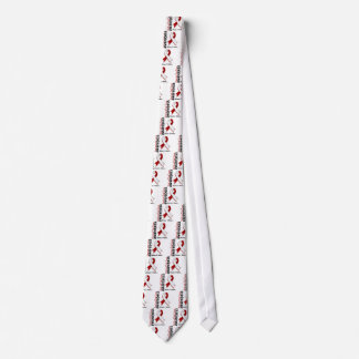 Head and Neck Cancer Awareness 5 Tie
