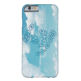 Head in the clouds barely there iPhone 6 case