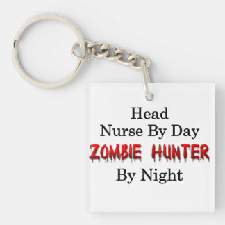 Head Nurse/Zombie Hunter Key Ring