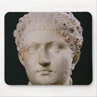 Head of Agrippina the Younger Mouse Pad