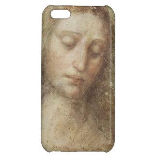 Head of Christ by Leonardo daVinci Cover For iPhone 5C