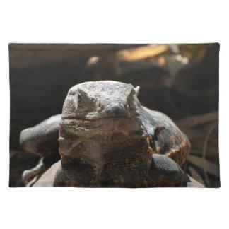 Head On Iguana Placemat