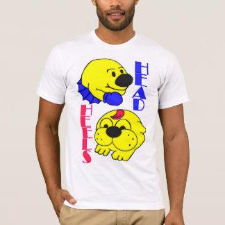 Head Over Heels (spectrum) T-Shirt