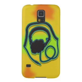 Headphones Galaxy S5 Cases