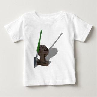 HeadstoneShovel091210 Baby T-Shirt