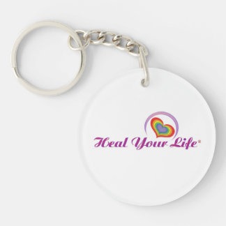 Heal Your Life Key Chain