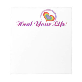 Heal Your Life Notepad
