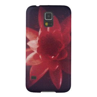 Healing meditation New age namaste Yoga Lotus Galaxy S5 Cover