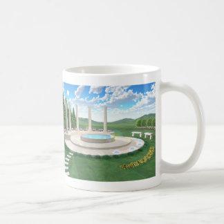 Healing Sanctuary of Cerces - Basic White Mug