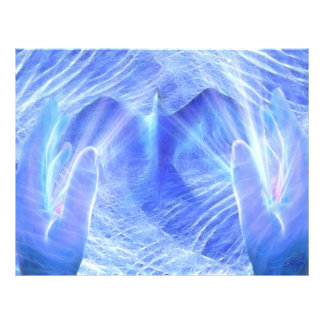 Healing Sets You Free 21.5 Cm X 28 Cm Flyer