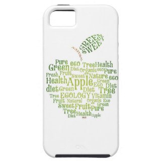 Health Green Eco Friendly iPhone 5 Cover
