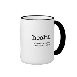 Health Inspiration Mug