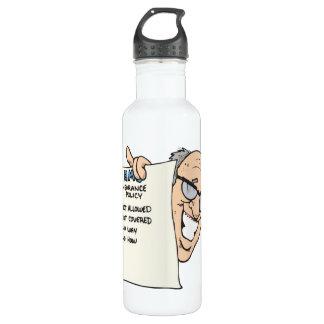 Health Insurance 710 Ml Water Bottle