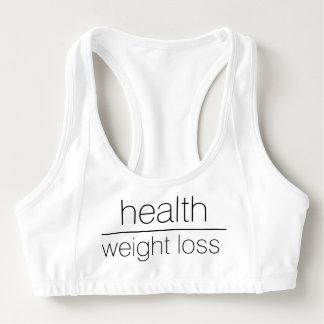 Health Over Weightloss Sports Bra
