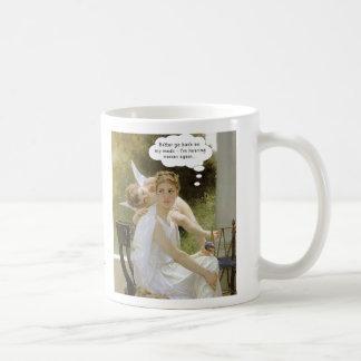 Hearing Voices Again Coffee Mug