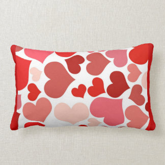 Heart and Love Pillow Throw Pillow