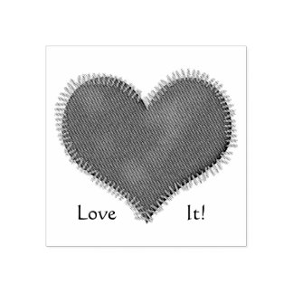 Heart Approves Rubber Stamp