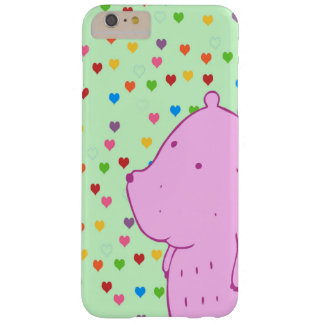 Heart Bear Barely There iPhone 6 Plus Case