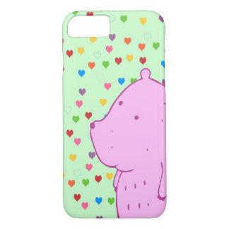 Heart Bear iPhone 7 Case