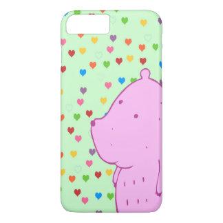 Heart Bear iPhone 7 Plus Case