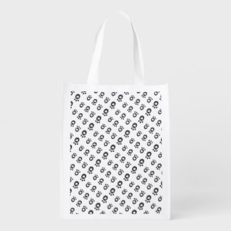 Heart Filled Paw Print Bag