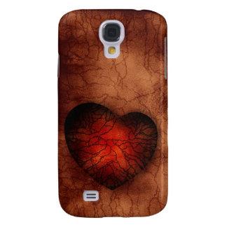 Heart  galaxy s4 case