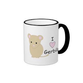 Heart Gerbils Mug