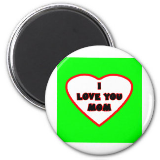 Heart Green Transp Filled The MUSEUM Zazzle Gifts Fridge Magnet