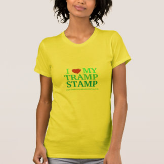 heart, I, MY, TRAMP , STAMP, www.youknowyoudead... T-Shirt