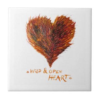Heart Love Image Tiles