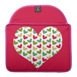 """Heart"" MacBook Pro Sleeve 13"""