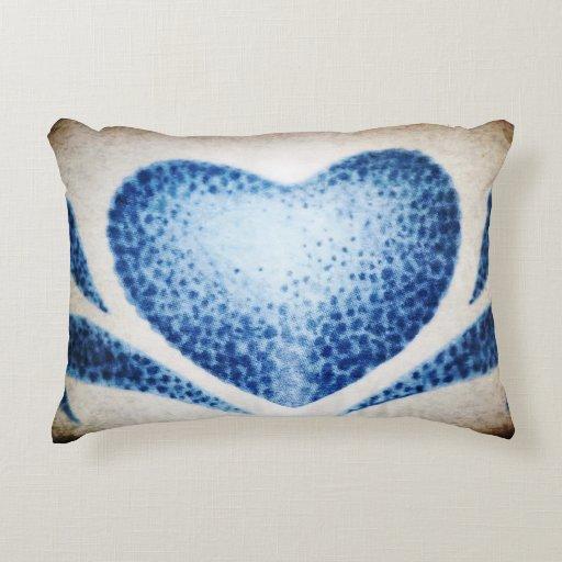 Heart Accent Pillow