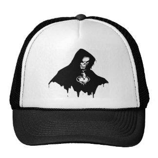 Heart Of Darkness Trucker Hats