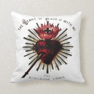 Heart Of Jesus American MoJo Pillows Cushions