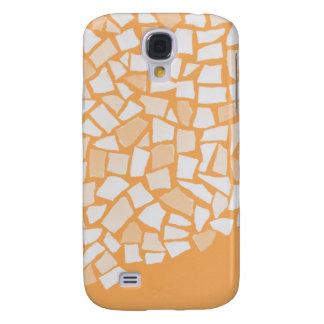 Heart of mosaic galaxy s4 case