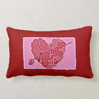 Heart of Roses Cushions