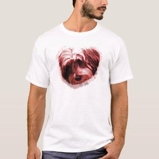 Heart of the Tibetan Terrier T-Shirt