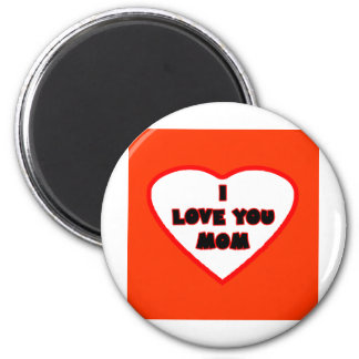 Heart Red Orange Transp Filled The MUSEUM Zazzle G Magnets