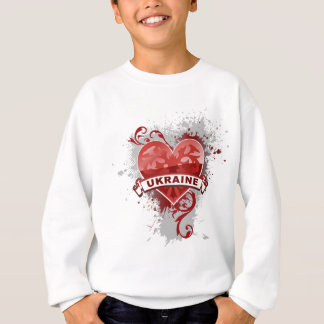 Heart Ukraine Sweatshirt