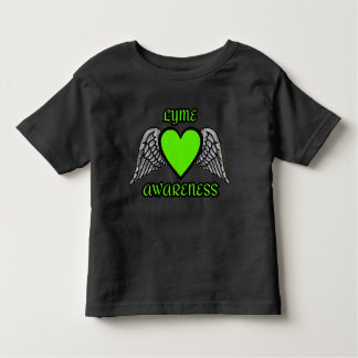 Heart/Wings...Lyme Toddler T-Shirt