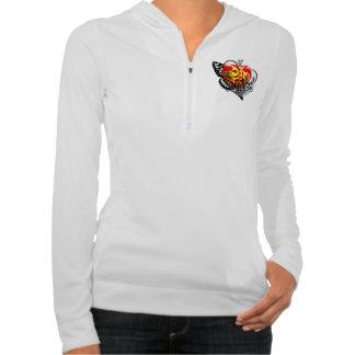 Heart & Wings Sweatshirts