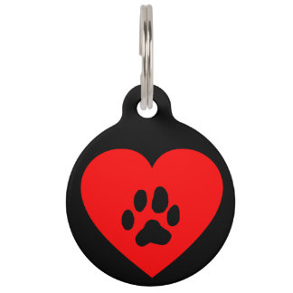 hearth pet tag